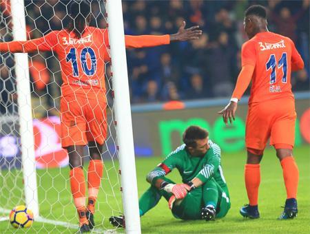 Istanbul basaksehir gol