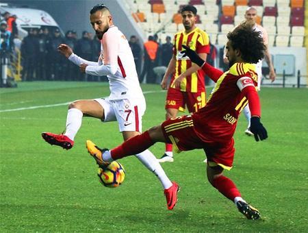 El Galatasaray cae en Malatya y cede el liderato al Başakşehir