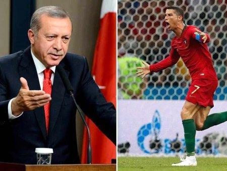 Erdogan ronaldo mundial