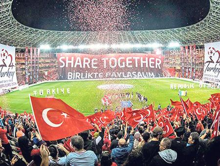 Turquia candidatura eurocopa euro2024