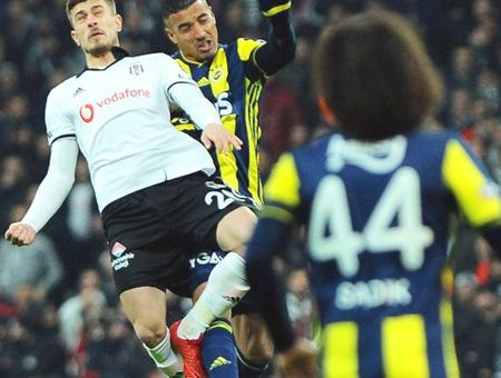 Fenerbahce besiktas derbi superliga