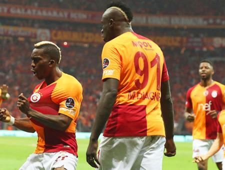 Galatasaray gol derbi liga