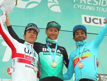Tour ciclista turquia ganadores
