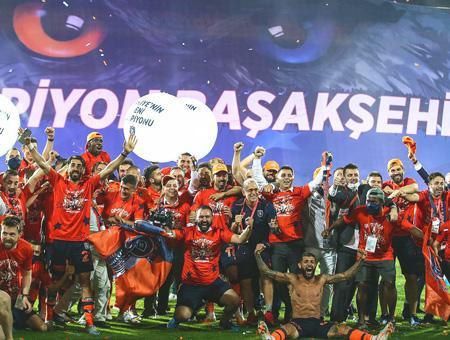 Basaksehir campeon liga