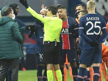 Champions incidente racista demba ba