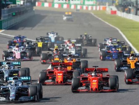 F1 gp turquia
