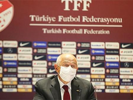 Federacion turca futbol coronavirus