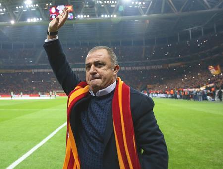Galatasaray entrenador fatih terim
