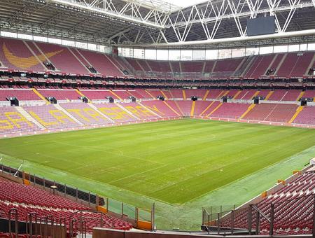 Galatasaray estadio futbol