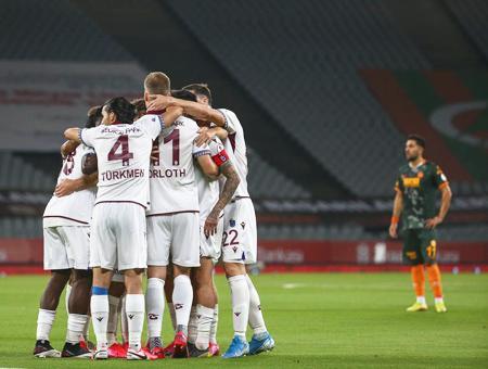 Trabzonspor alanyaspor copa turca