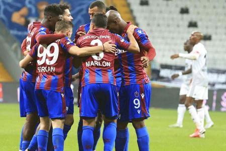 Trabzonspor victoria besiktas