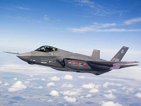 EE.UU. entregará a finales de junio a Turquía su primer caza F-35