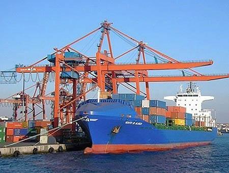 Exportacion puerto comercio
