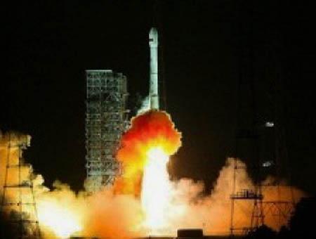 Lanzamiento gokturk2 satelite
