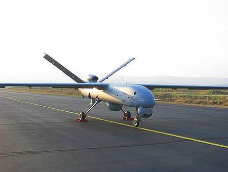 Uav anka dron defensa