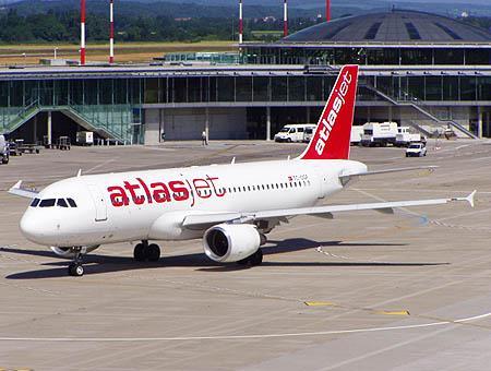 Atlasjet avion