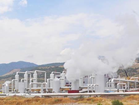 Central geotermica kizildere