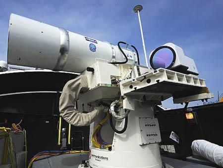 Laser tecnologia laws