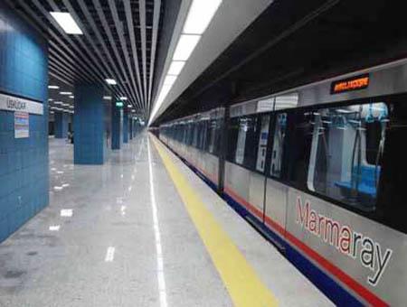 Marmaray metro