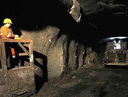 Mina industria minera