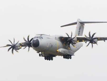 Avion militar a400m cc
