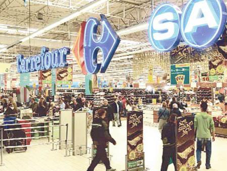 Carrefour sa turquia