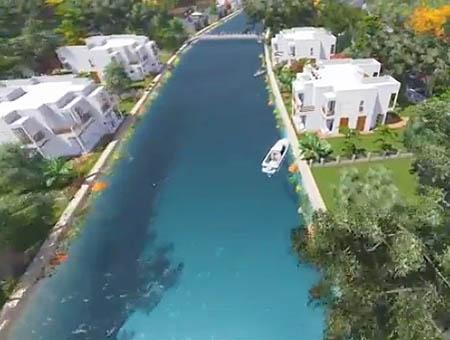 Estrecho ankara canal proyecto