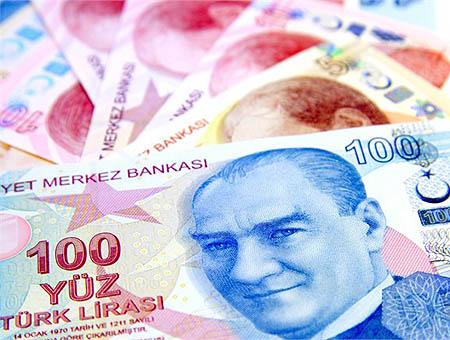 Lira turca billetes(1)