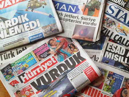 Diarios prensa periodicos turquia