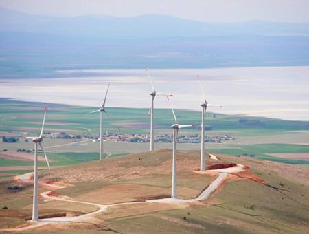 Energia eolica turquia