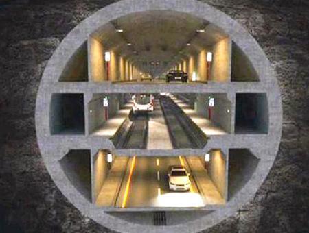 Estambul proyecto tunel submarino