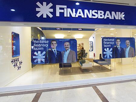 Finansbank banco