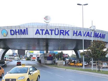 Aeropuerto ataturk estambul