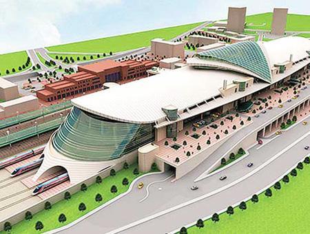 Ankara estacion alta velocidad