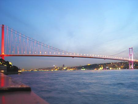 Estambul puente martires