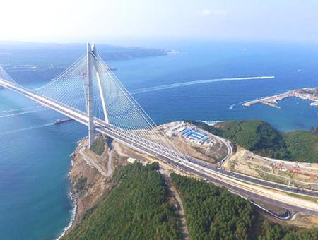 Estambul tercer puente bosforo