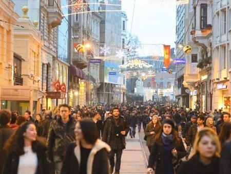 Sociedad poblacion turquia