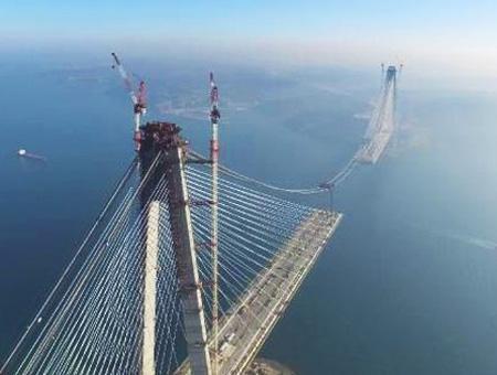 Tercer puente bosforo