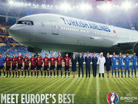 Turkish airlines eurocopa