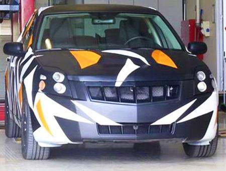 Uno de los prototipos presentados en 2015