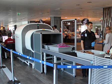 Estambul aeropuerto ataturk tomografia