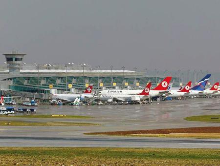 Estambul aeropuerto ataturk