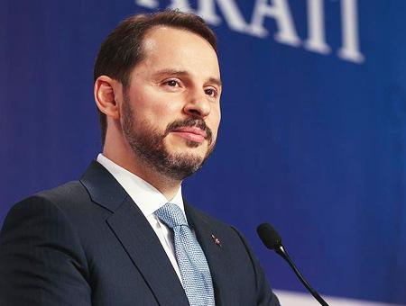 Berat albayrak ministro turco(1)