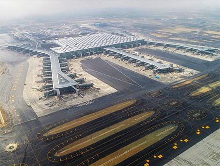 Estambul nuevo aeropuerto
