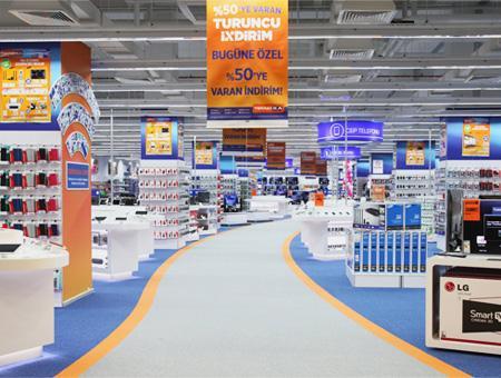 Teknosa empresa cadena tiendas