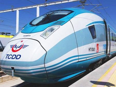 Turquía firma un contrato con Siemens para la compra de 10 trenes de alta velocidad
