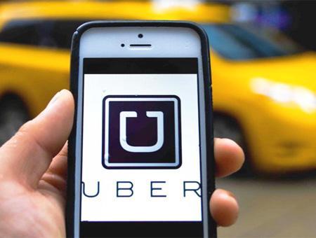 Uber taxi taxistas