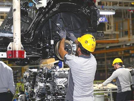 Economia industria empleo
