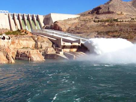 Energia hidroelectrica presa