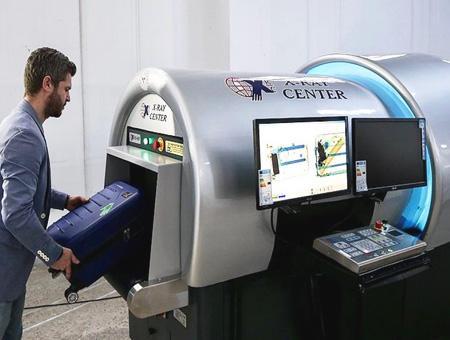 Escaner aeropuertos cannabis marihuana